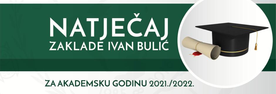 Natječaj za akademsku godinu 2021./22.